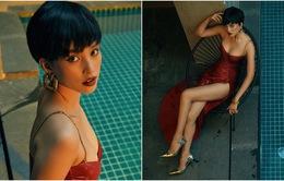 Nối gót H'hen Niê, Hoa hậu Tiểu Vy gây bất ngờ với mái tóc tém