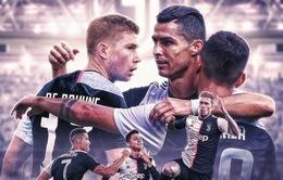 Chuyển nhượng bóng đá quốc tế ngày 09/5: Đấu Real Madrid, Juventus quyết mua De Bruyne về phục vụ Ronaldo