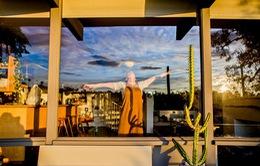 Cuộc sống thời COVID-19 qua khung cửa sổ