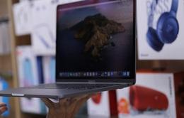Macbook Pro 13 inch 2020 đầu tiên về Việt Nam giá 41,8 triệu