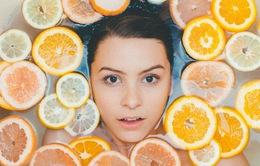 Cách phát huy tối đa hiệu quả của vitamin C đối với làn da