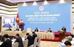 Thủ tướng Nguyễn Xuân Phúc: Hội nghị Thủ tướng Chính phủ với doanh nghiệp phải có kết quả cụ thể