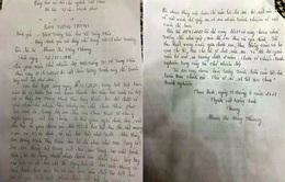 Cô đánh trò bầm tím tay vì viết chậm: Tôi đã sai và không bao giờ tái phạm!