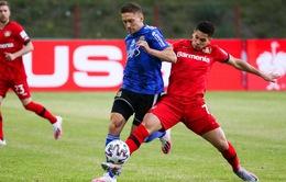 Saarbrucken 0-3 Bayer Leverkusen: Hẹn Bayern ở chung kết Cúp Quốc gia Đức 2019-2020