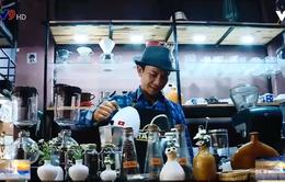 Không gian cà phê tự chế tại Nha Trang