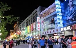 """""""Bán hàng rong"""" có giúp nền kinh tế Trung Quốc hồi sinh?"""