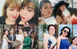 Những cô em gái xinh đẹp và tài năng của các MC, BTV nổi tiếng