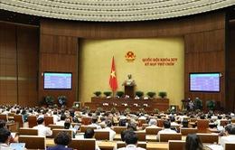 Kỳ họp thứ 9, Quốc hội khóa XIV: Kỳ họp đổi mới, sáng tạo