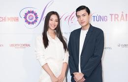 """Sau """"thả thính"""", Hoa hậu Tiểu Vy bất ngờ sánh đôi bên """"soái ca"""" Quang Đại"""