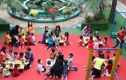 Hà Nội xây dựng trường mầm non lấy trẻ làm trung tâm