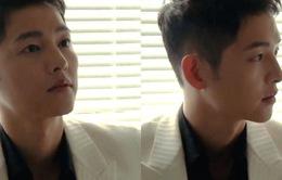 Song Joong Ki tái xuất khiến fan ngỡ ngàng vì quá điển trai