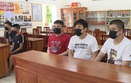Bắt nhóm người Trung Quốc nhập cảnh trái phép vào Việt Nam