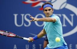 Sự vắng mặt của Roger Federer gây ảnh hưởng lớn tới giải Mỹ mở rộng
