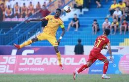 CLB Thanh Hoá 0-0 Sông Lam Nghệ An: Chia điểm nhạt nhoà, SLNA giữ thành tích bất bại!