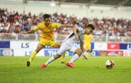Hoàng Anh Gia Lai 1-0 DNH Nam Định: Chiến thắng xứng đáng cho đội chủ nhà