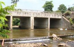 Vì sao cầu cống hộp được chọn thay thế đập tràn bắc qua sông, suối?