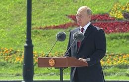 Tổng thống Putin: Phần lớn người dân Nga ủng hộ sửa đổi Hiến pháp