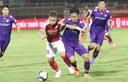 CLB TP Hồ Chí Minh 0-1 CLB Sài Gòn: Pedro Paulo ghi bàn, Quốc Long nhận thẻ đỏ, CLB Sài Gòn giành ngôi đầu bảng!