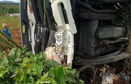 Vụ tai nạn khiến 5 người tử vong tại Đăk Nông: Đã xác định danh tính các nạn nhân