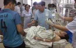 Tỉnh Đắk Nông hỗ trợ các nạn nhân trong vụ tai nạn giao thông thảm khốc