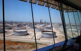 Giá dầu thế giới quay đầu giảm sau sáu tuần tăng liên tiếp