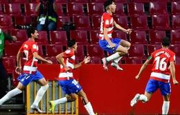Kết quả, BXH vòng 28 La Liga hôm nay (13/6): Granada 2-1 Getafe, Valencia 1-1 Levante
