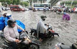 Ám ảnh những tuyến đường cứ mưa là ngập ở TP.HCM