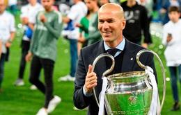 Zinedine Zidane - vị HLV chinh phục các danh hiệu cùng Real Madrid