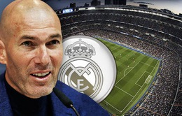 Zinedine Zidane trước cột mốc 200 trận dẫn dắt Real Madrid