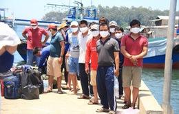 Tàu Trung Quốc áp sát tàu cá Việt Nam, 16 ngư dân bị rơi xuống biển