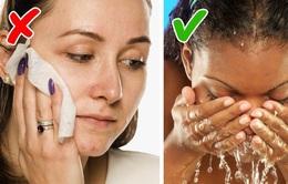 6 tác hại khó lường từ khăn ướt tẩy trang