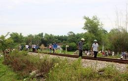2 vụ tai nạn đường sắt khiến 2 người tử vong