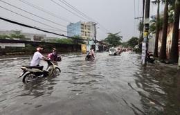 TP.HCM hạ tầng chưa bắt kịp diễn biến thời tiết gây ngập