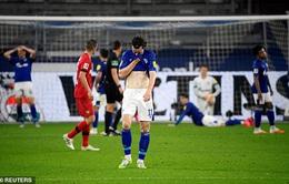 Schalke 04 1-1 Leverkusen: Cầm hòa chủ nhà, Leverkusen lọt vào top 4