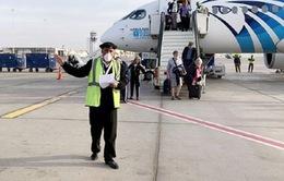 Ai Cập nối lại các chuyến bay quốc tế từ 1/7
