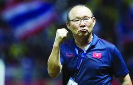 HLV Park Hang-seo lọt top những HLV xuất sắc nhất châu Á