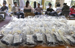 Tổ chức Y tế thế giới cảnh báo tình trạng thiếu máu dự trữ