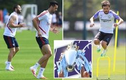 """Lịch đá bù vòng 28: """"Đại chiến"""" Man City - Arsenal đánh dấu sự trở lại của Ngoại hạng Anh"""