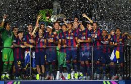 """Những """"cú ăn ba"""" lịch sử của bóng đá châu Âu"""