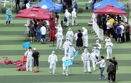 Chỉ trong 4 ngày, Bắc Kinh ghi nhận 79 ca nhiễm COVID-19 trong cộng đồng