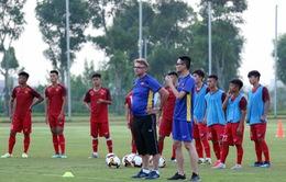 HLV Philippe Troussier triệu tập 36 cầu thủ cho đợt tập trung lần thứ 3 của ĐT U19 Việt Nam