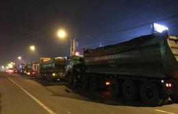 """720 tấn than đá nhập lậu, 27 xe """"vua"""" ở Đồng Nai bị tịch thu"""