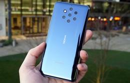 Nokia 9 PureView từng sở hữu cảm biến vân tay ở mặt sau?