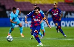 Kết quả bóng đá Tây Ban Nha La Liga hôm nay (17/6): Messi ghi bàn, Barcelona có 3 điểm quan trọng