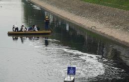 Thí điểm xử lý ô nhiễm sông Tô Lịch: Công ty JVE khẳng định vẫn muốn tiếp tục