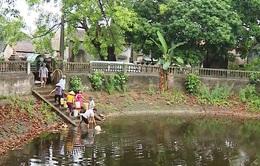 Hàng nghìn hộ dân thiếu nước nghiêm trọng giữa mùa hè
