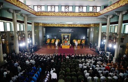 Cử hành trọng thể Lễ truy điệu đồng chí Trần Quốc Hương