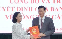 Ông Đỗ Văn Phớn giữ chức Phó Trưởng Ban Dân vận Trung ương