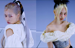 Rosé và Jennie của BLACKPINK đầy mê hoặc trong teaser MV mới
