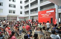 Khám tầm soát bệnh tim bẩm sinh miễn phí tại Hà Giang